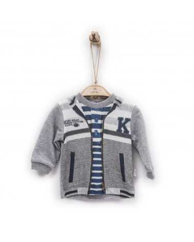 KEREM Long Sleeve Baby Sweat